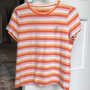 A Madewell t-shirt